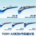 Tomy plarail dume advanced electric train  series electric train kingdom Remote Model Educational Control Train Children's toys