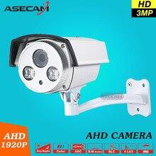 Sélections de qualité Full HD 1920 P Surveillance Extérieure Epistar 42Mil Tableau infrarouge 80 M AHD 3MP Caméra de Sécurité Bonne Nuit Vision