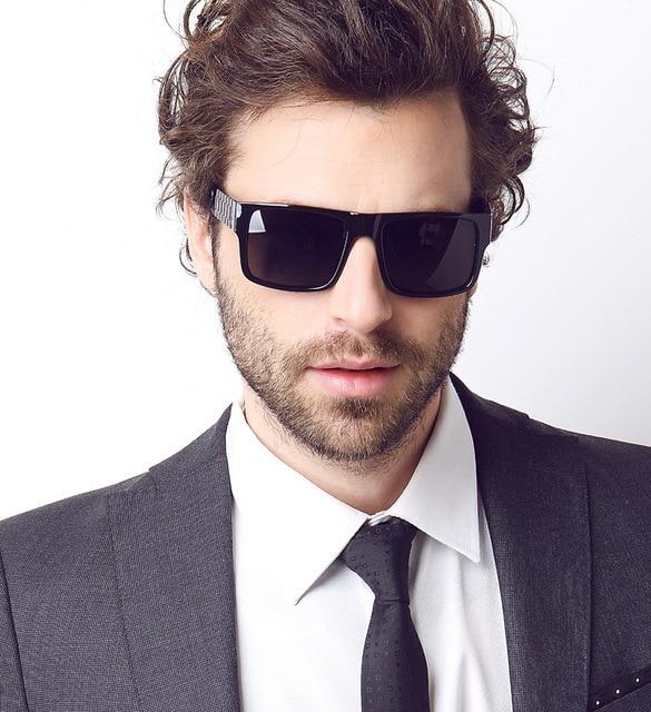 2016 Fonction Hommes de UV De de de Hommes Mode lunettes Lunettes Soleil de Soleil lunettes Sol Oculos Soleil Protection Soleil Pare Vintage De rpr7wqn8