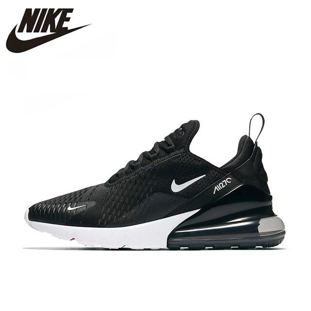 Original nueva llegada auténtico Nike Air Max 270 180 Mens Zapatos de deporte al aire libre zapatillas de deporte cómodos transpirable amortiguación