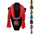 шарфы женские шарф шарфы и платки шарф колье женщины Одежда и аксессуары AS047