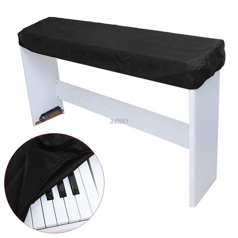 88 Anahtar Elektronik Piyano Klavyesi Kapak Aşaması Toz Geçirmez Kalınlaşmış J24