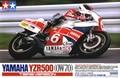 Tamiya models 1/12 scale motorcycle model YZR-500