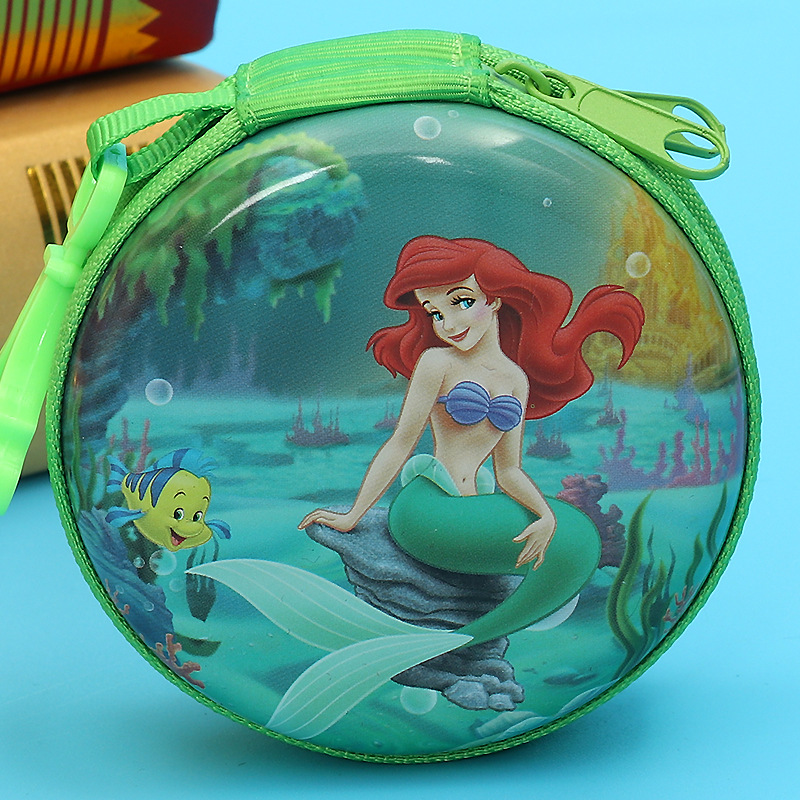 Romantic Disney Frozen Cartoon Children Elsa Anna Student Thermos Bag Box Shoulder Messenger Picnic Bag Pack Lunch Bento Storage Box Kid For Sale Functional Bags