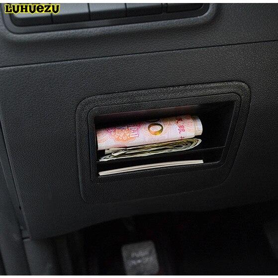 Luhuezu ABS Захисна коробка для - Аксесуари для інтер'єру автомобілів - фото 3