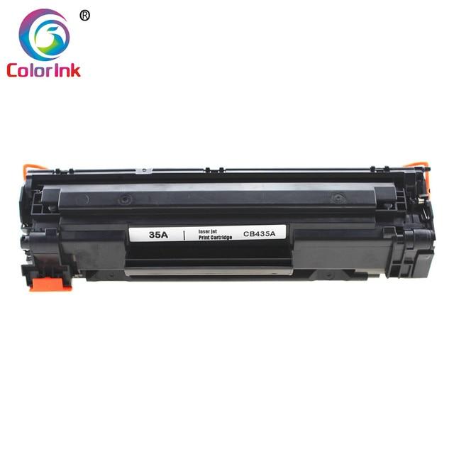 ColorInk CB435A 435A 35A toner cartridge for HP LaserJet P1002/P1003/P1004/P1005/P1006/P1009 printer black toner cartridge