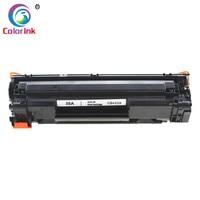 ColorInk CB435A 435A 35A 435 toner cartridge for HP LaserJet P1002/P1003/P1004/P1005/P1006/P1009 printer black toner cartridge