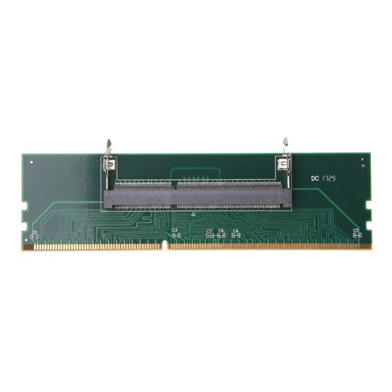 1,5 V DDR3 204 Pin ноутбук SO-DIMM на рабочий стол DIMM адаптер памяти печатная плата