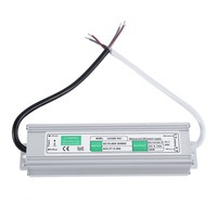 IP67 Waterproof LED Power Supply Driver DC 12V 50W 4 16A Electronic Transformer Strip Light Switch
