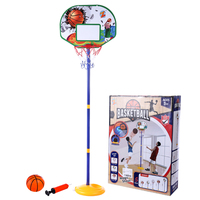 Rowsfire New Arrive Children Sports Equipment Fitness Basketball Stands for Kids Indoor Outdoor Toys