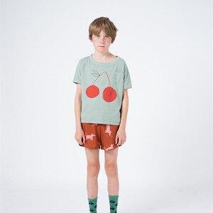 Image 3 - BOBOZONE 2019 yeni BOBO bol tişört çocuklar için erkek kız yaz tee tops