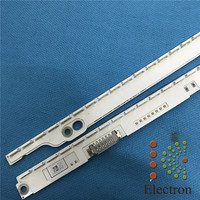 500mm LED Backlight Lamp Strip 56leds For Samsung UA40ES6100J SAMSUNG 2012SVS40 7032NNB RIGHT LEFT56 2D REV1