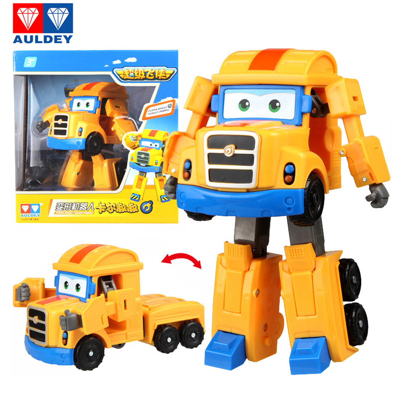 2017 Newest Super Wings Deformation Aircraft ABS Robot toys Action Figures Super Wing Transformation Jet Animation Kids Toys