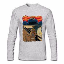 1f9836318231 The Coe Muncher long Sleeve T-Shirt Boys Cotton Tees Free Shipping 2017  casual Mens Fun T Shirts male tshirt halloween ahegao