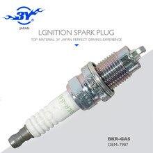 Marca (4X) BKR-GAS 7987 Spark plug N ° 7987