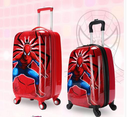 Kids Character Suitcase | Luggage And Suitcases