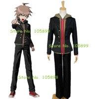 Free shipping Danganronpa Makoto Naegi Cosplay Costume