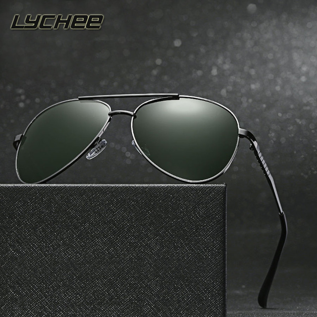 ab28f0e1713 Summer New High-quality Men s Drivers Fashion Glasses Metallic Polarized  Sunglasses Versacey Men Gafas De Sol Hombre Vintage