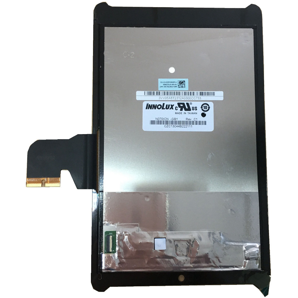 For <font><b>Asus</b></font> ME372CG ME372 <font><b>K00E</b></font> 5470L FPC-1 LCD LED Touch Screen Digitizer Assembly NO-FRAME image
