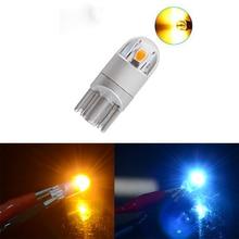 KRADA 10 PCS LED T10 W5W 194 501 lâmpada Para lada granta vesta kalina priora 2110 A91 Starline A61 B9 B6 alfa romeo 147 Carro-styling