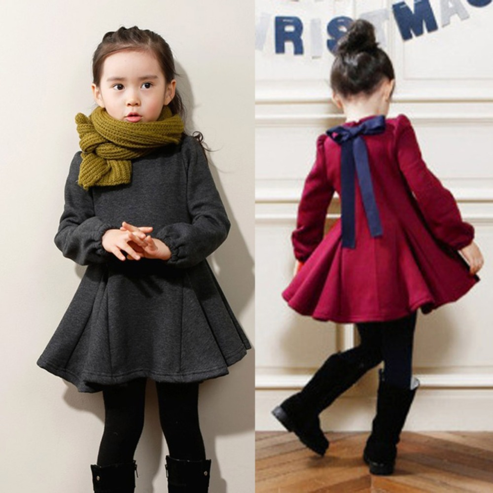 2 Year Old Baby Girl Winter Dresses
