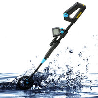 ALL SUN TS20B Underground Metal Detector Waterproof Portable Adjustable Length all metal detector for Gold Hunter Searching