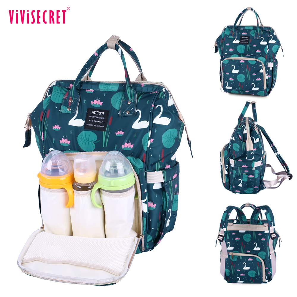 Changing Bags Baby Mummy Changing Bags Large Backpack Baby Diaper Nappy Nursing Changing Travel Bag
