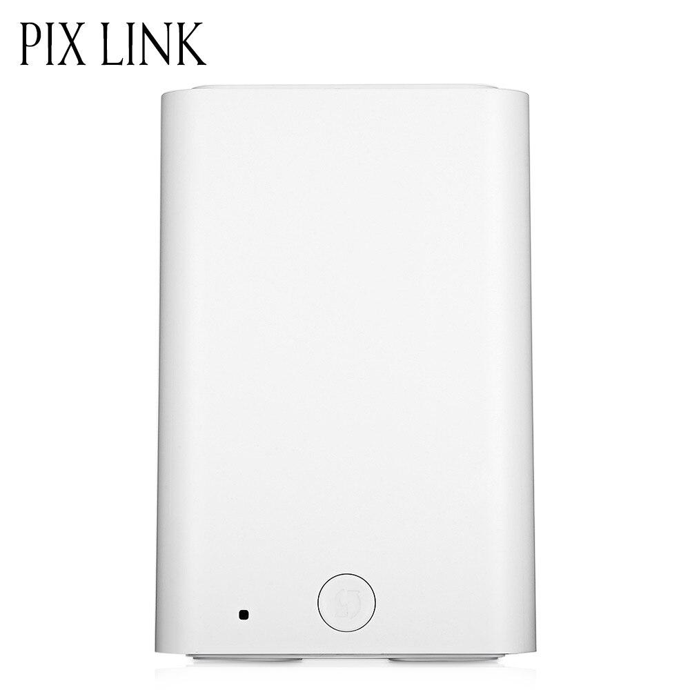 Original PIX-LINK LV-WR11 WiFi Range Extender 300Mbps Wireless Mini Repeater AP Router 2.4G WPA-PSK/WPA2-PSK Encryptions