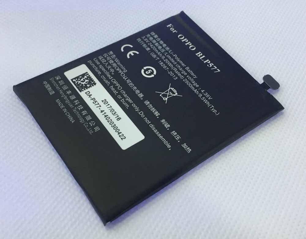 BLP567 Battery For OPPO cellphone hfy 3.8V 2420mAh -in