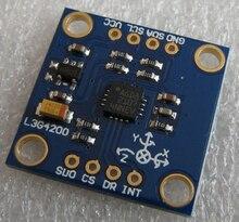 New L3G4200D Triple Axis Gyro Angular Velocity Sensor Module For Arduino