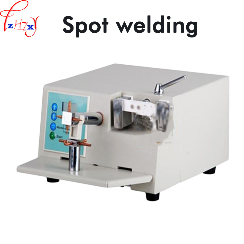 цена на Miniature dental orthodontic spot welding machine HL-WDII professional dental spot welding machine 220V 1PC