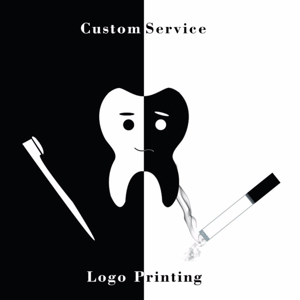 O Serviço DO OEM Logo Impressos Personalizados