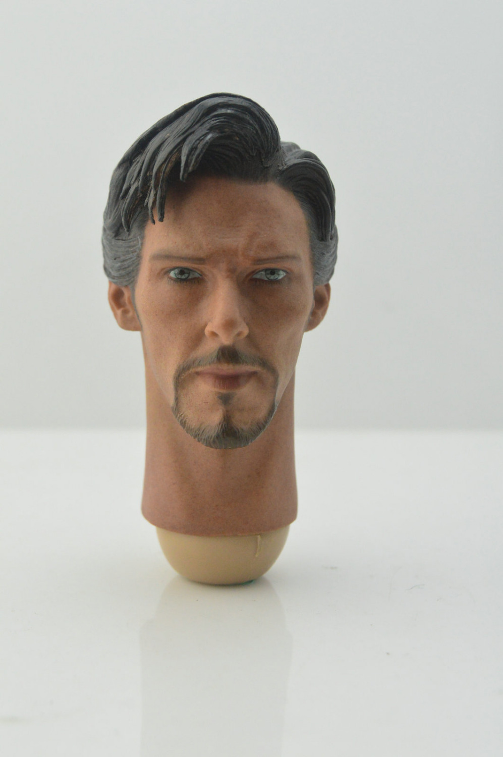 1//6 scale The shrink doctor  HUA TUO  Head Sculpt Model  Fit 12/'/' Action Figure