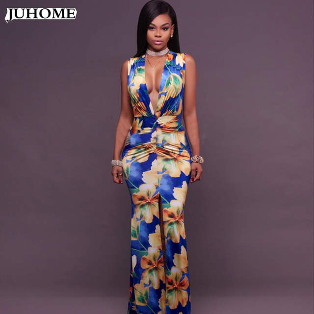 fd1b19302cfc Online Shop high quality long Prom event formal dress 2018 sexy Women's  Tunic clothes sexy vintage maxi dress female club evening party robe |  Aliexpress ...