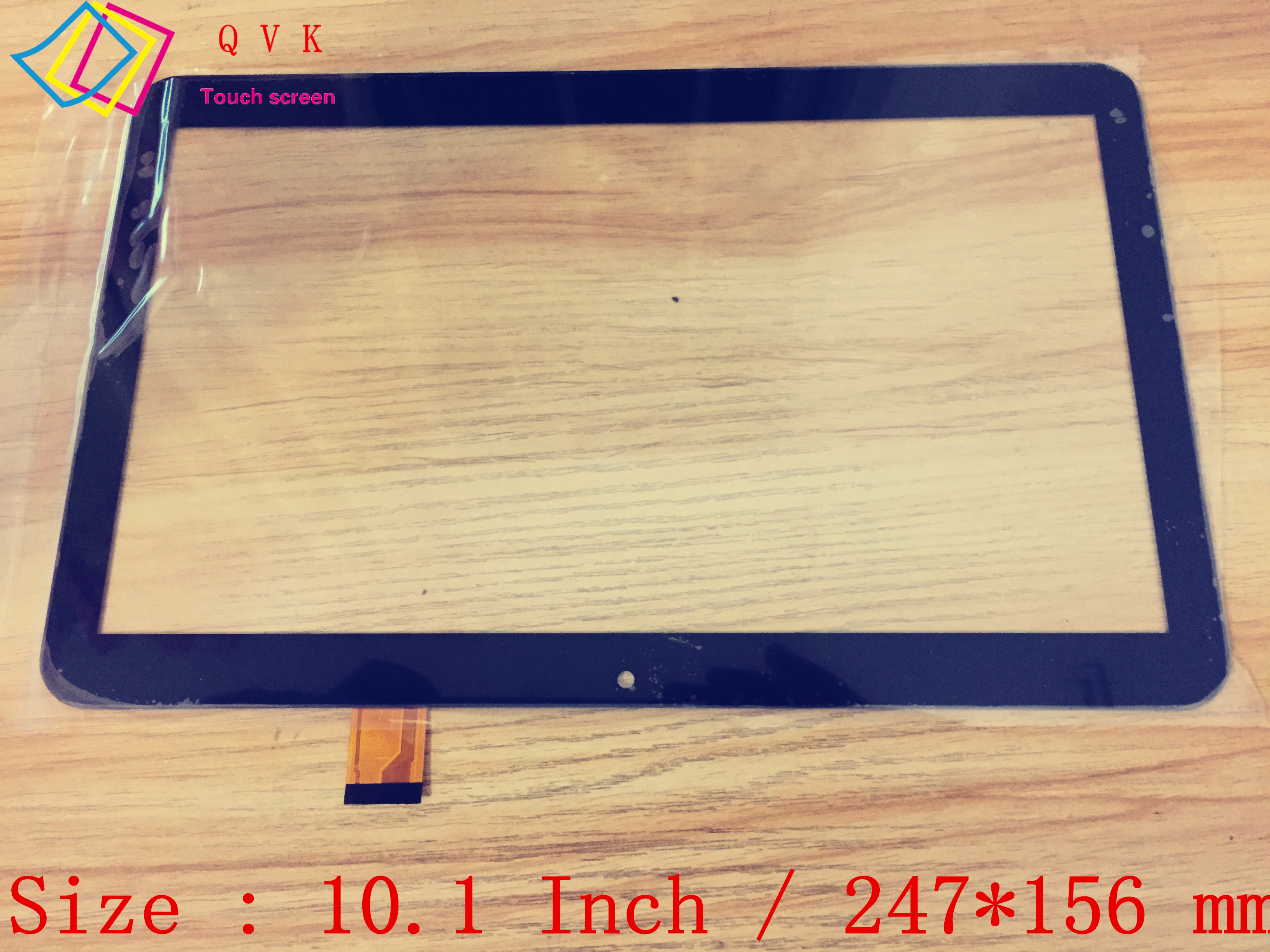 Black 10.1 Inch for Irbis TZ185 TZ 185 3G tablet pc capacitive touch screen glass digitizer panel Free shipping