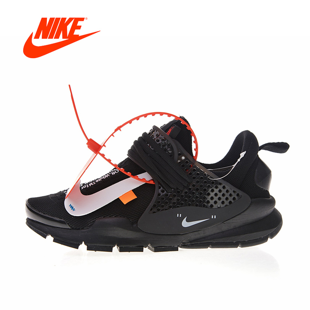 fb5142bfcdb4c Original New Arrival Authentic Off-White x Nike La Nike Sock Dart Men s  Running Shoes Outdoor Sneakers Good Quality 819686-059