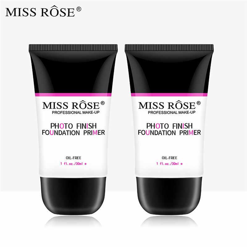 MISS ROSE Profession BB crème visage éclaircir fond de teint imperméable correcteur hydratant blanchissant crème de maquillage