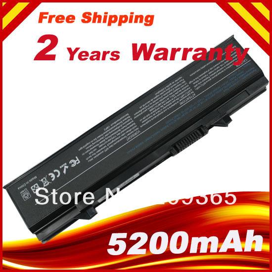 Qualidade da bateria do portátil para Dell Latitude E5400 E5500 E5410 W071D X064D P858D KM668 km742, Frete grátis