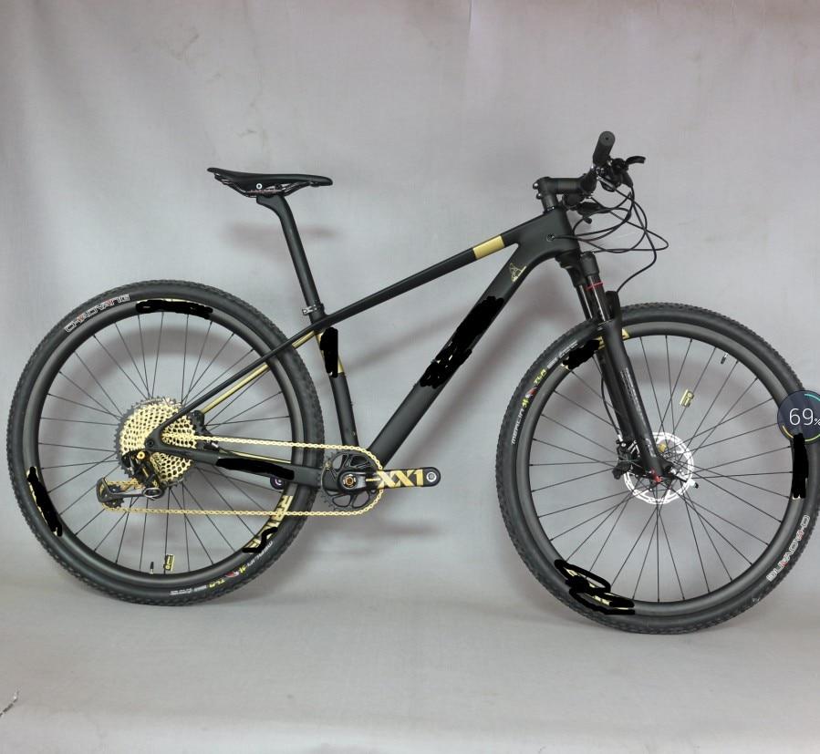 FM199 Complete bike