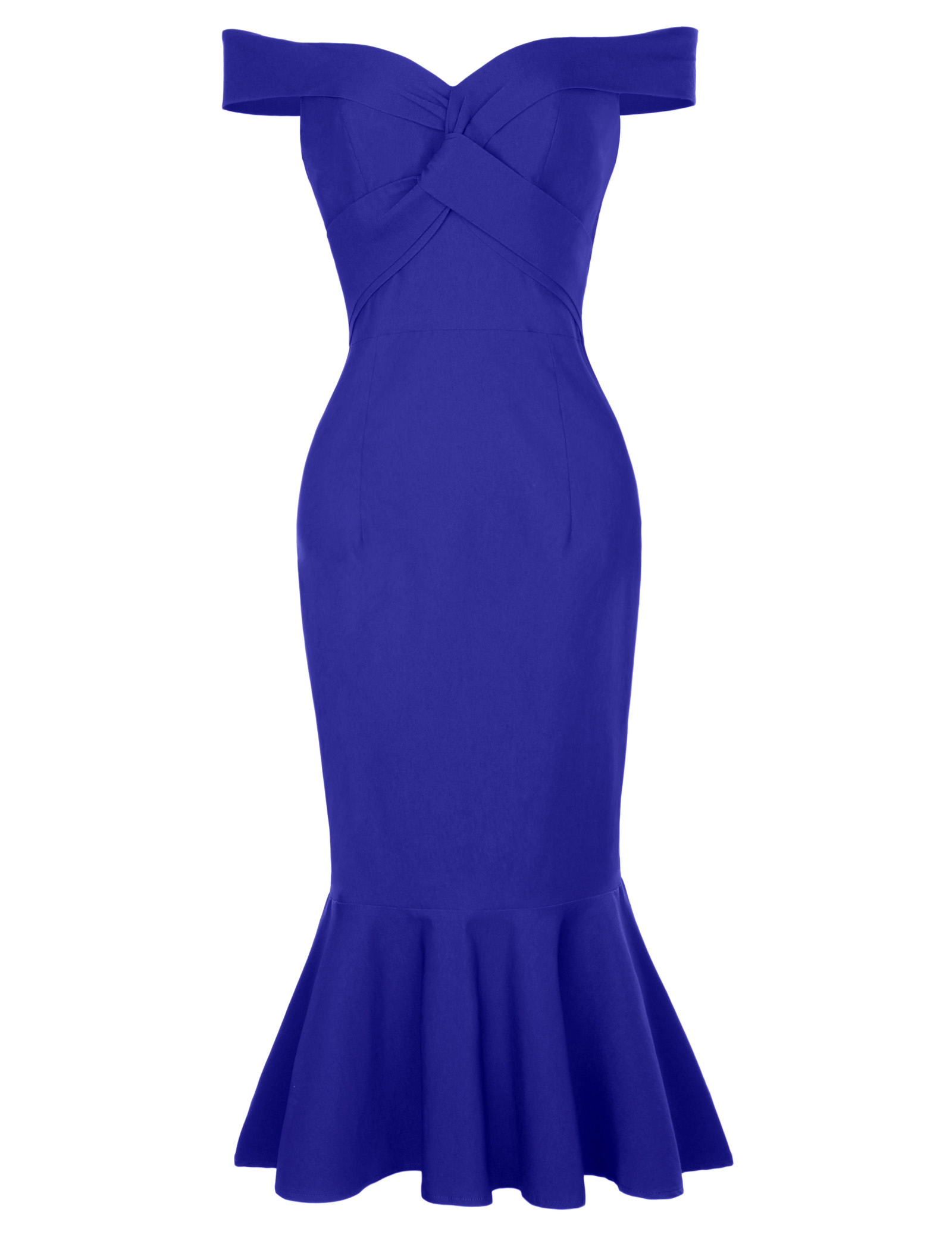 Belle Poque Women Retro Sheath Bodycon Dresses 50s Vintage Off Shoulder  V-Neck Hips-Wrapped Pencil Robe Mermaid Hemline Dress fbf2edd9bf5b