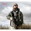 Высокое качество Скрытень Акула кожи Soft Shell TAD V 5.0 Военная Тактическая Куртка Водонепроницаемый Ветрозащитный Армия бомбардировщик куртка Одежда