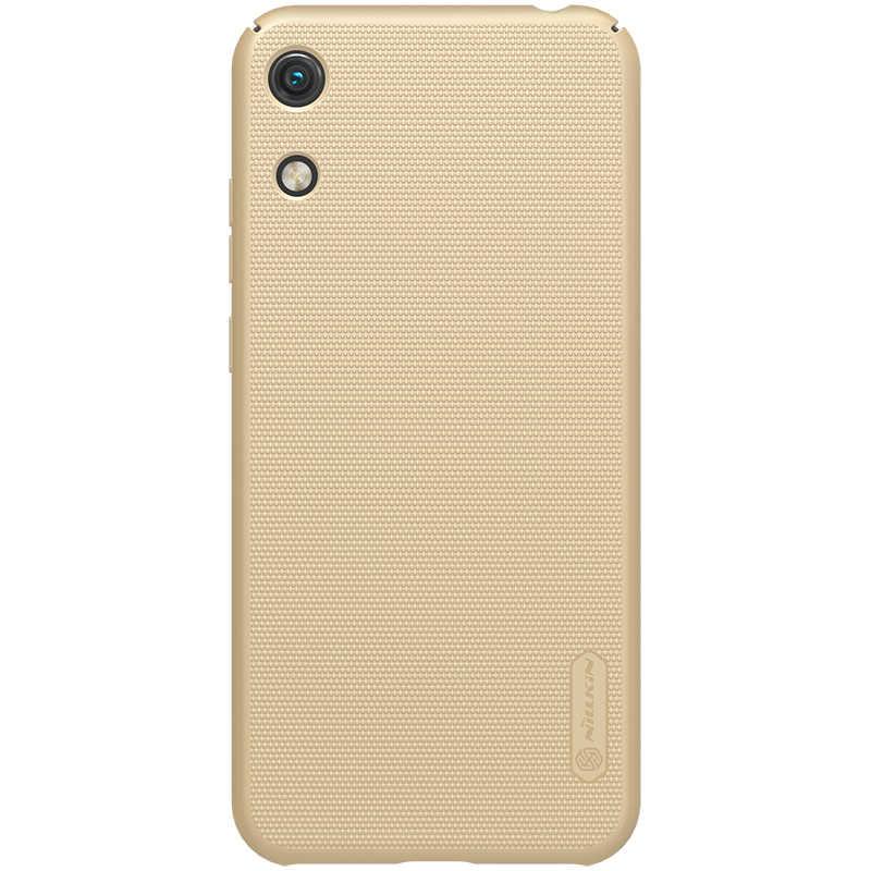 สำหรับ Huawei Honor Play 8A ปกหลัง NILLKIN Super Frosted Shield Case สำหรับ Huawei Honor Play 8A ด้วยแพคเกจขายปลีก