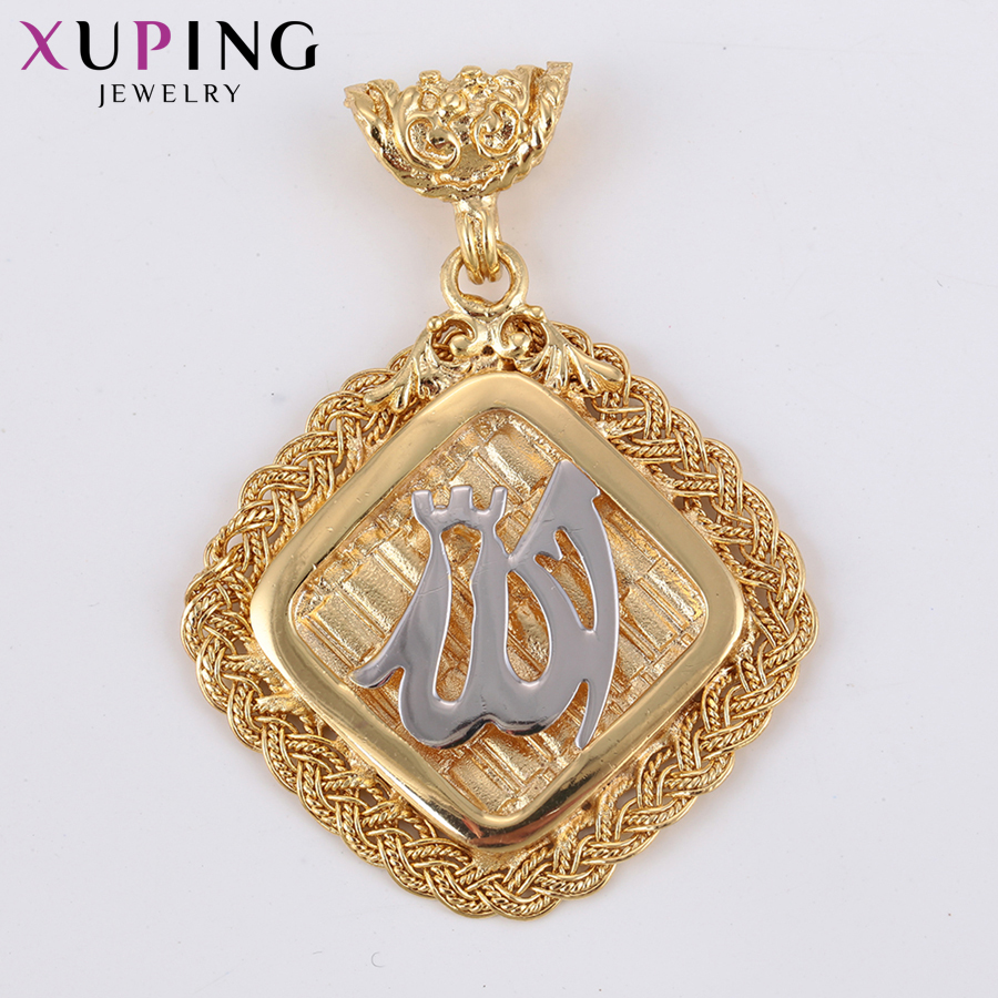 11.11 Deals Xuping Fashion New Design Charm Style Necklace Pendant for Women Girls Jewelry Black Friday Gifts S81,7-33416