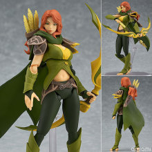 Anime Variant Dota 2 Figures figma SP-070 Windranger 15CM PVC Moveable Dota Action Figure brinquedos Collectible Model Toys