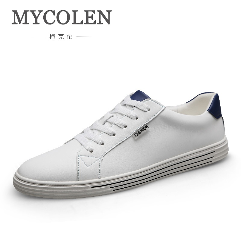 MYCOLEN New Leather Shoes Men'S Flats Design Style Men Shoes Luxury Fashion Fashion Lace Up Casual Shoes For Men Sepatu Pria henglong 1 16 german tiger i rtr rc tank metal track sprockets idler wheels 3818