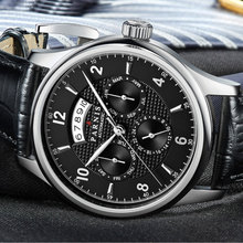 цена 42mm parnis Black Dial Sapphire Glass Luxury Brand Steel Case Miyota Automatic Movement men's Watch онлайн в 2017 году