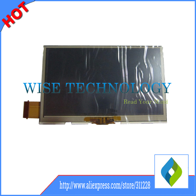 LMS430HF25 LCD screen display with touch screen digitizer, 4.3'' LCD display for GPS,PDA,MID, GPS LCD