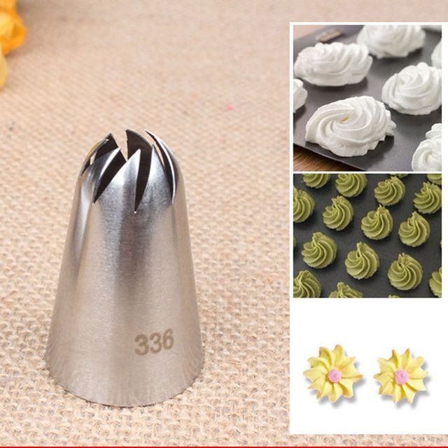 Cake Decorating Icing Nozzles