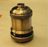 Free Shipping Edison Bulb Chandelier Light Hanging Brass Lamp Holder Edison Incandescent Bulb Lamp Antique E26