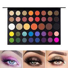 купить James Charles 39 Color Nude Matte Eyeshadow Palette Makeup Glitter Pigment Smoky EyeShadow Palette Shimmer Glitter Eyeshadow Kit по цене 513.23 рублей